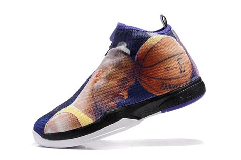 purple and orange basketball shoes nike zoom icon basketball shoes in purple orange