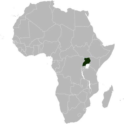 africa map uganda file locator map of uganda in africa svg wikimedia commons