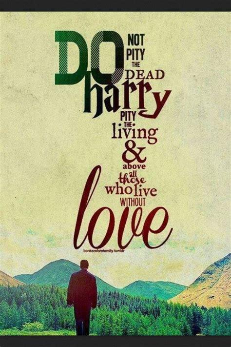 dumbledore quotes harry and dumbledore quotes quotesgram