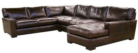 extra deep leather couch i want a leather couch with extra deep seating and soft
