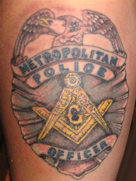 police tattoos designs 56 mind blowing masonic tattoos