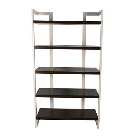 west elm white bookcase 47 off restoration hardware restoration hardware 20th
