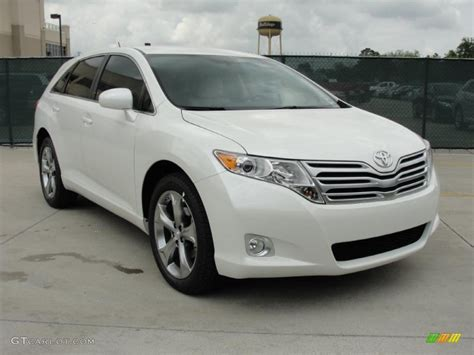 2011 blizzard pearl white toyota venza v6 48025738 gtcarlot car color galleries