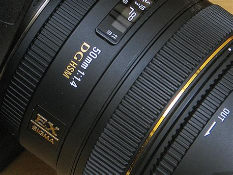 Sigma 50mm F1 4 Ex Dg Hsm Sigma 50mm F1 4 Ex Dg Hsm Photography Tips And Tricks Equipment Photography News