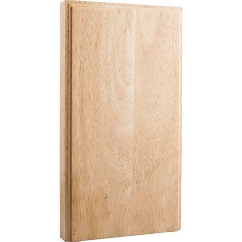 Hardware Resources Pln2 Rw Plinth Block Rubberwood
