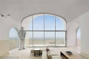 Vault House by Want To Live In A House With An View From Every Room