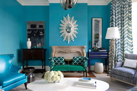 inspiring interior design teal color mytechref page 8