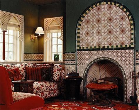 12 best moroccan fireplaces images on