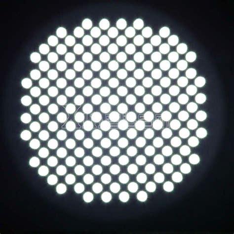led light panels for backlighting 3mm thin slim round shape led panel light backlight rx