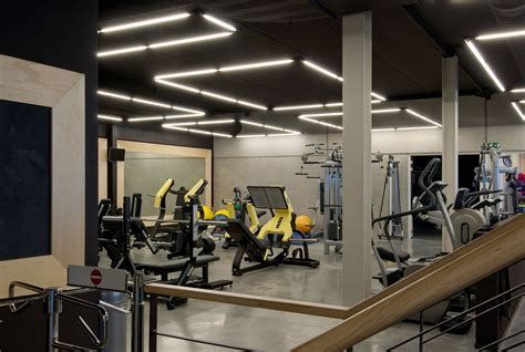rotorgroup be wave fitness interior and lighting