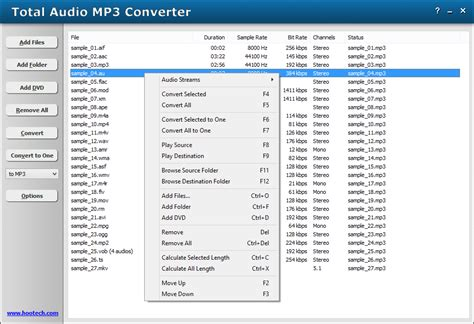 Free Total Converter Software Converts Your Audio In To Several Formats by Total Audio Mp3 Converter 2 0 868