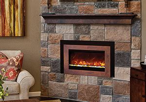Fireplace Inserts Seattle by Electric Fireplaces Electric Fireplace Inserts