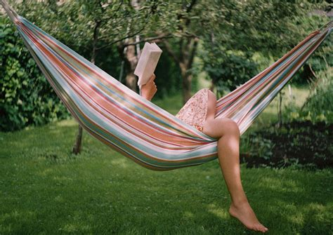 Book Hammock book cuters hammock read summer image 26957 on favim