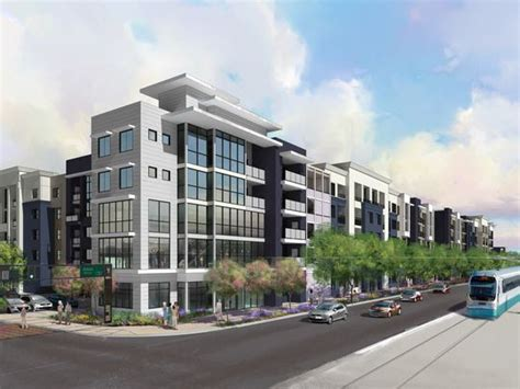 Apartment Complex Tempe Az Tempe S City Sees Redevelopment Boom