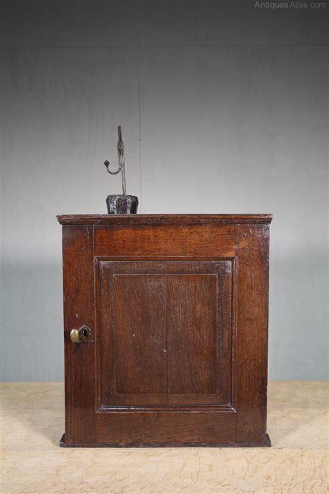cuisine antique early 18th century antique period oak food cupboar