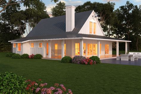 1 story farmhouse plans