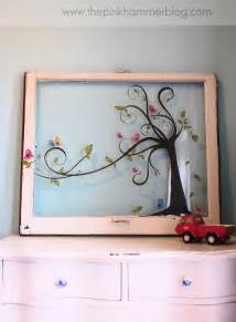 Window Wall Decor by Ideas For Windows The Pink Hammer