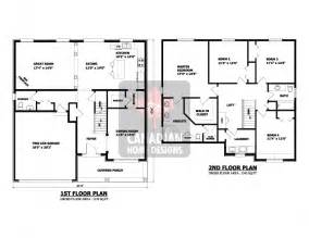 2 storey floor plans 2 story house floor plans 17 best 1000 ideas about two