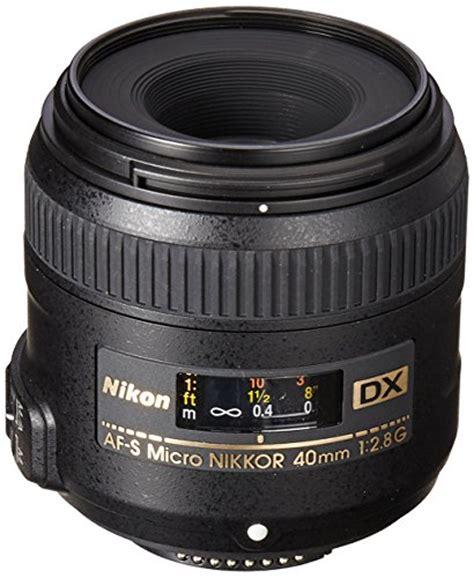 nikon af s dx micro nikkor 40mm f 2 8g up lens for nikon dslr cameras