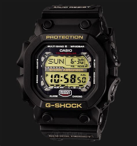Jam Tangan Pria Casio G Shock Gxw 56 1ajf Resin Band Jdm casio g shock gxw 56 1bjf multi band water resistant 200m