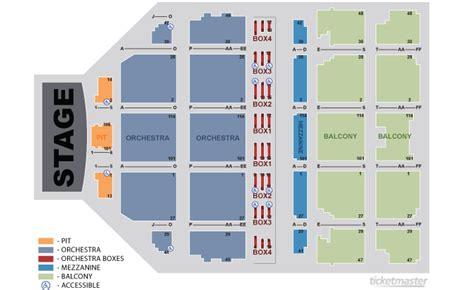 wang theatre boston seating map wang theater seating chart cheap citi performing arts