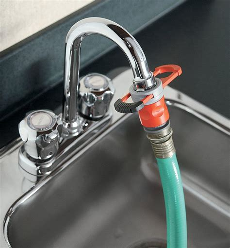 indoor faucet adapter lee valley tools