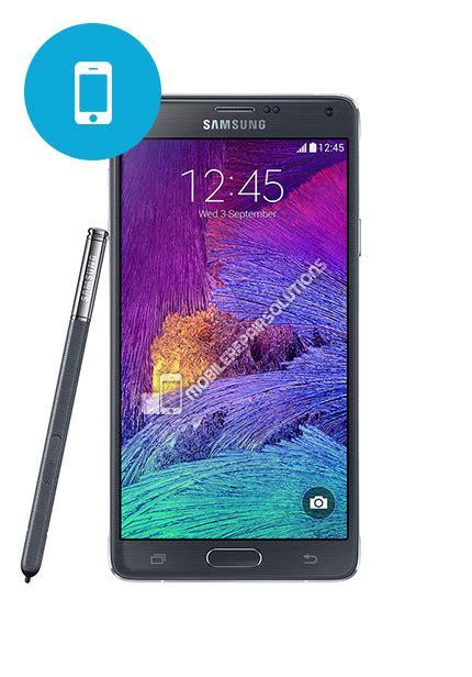 Lcd Dan Touchscreen Samsung Note 3 Replika samsung galaxy note 4 touchscreen lcd scherm reparatie mobilerepairsolutions