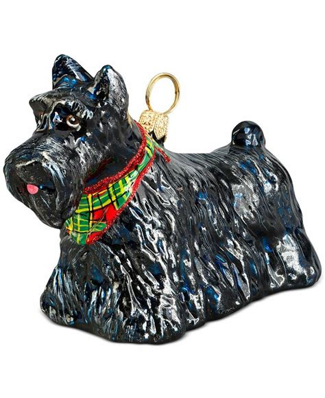 105 best scottish terrier ornaments images on pinterest