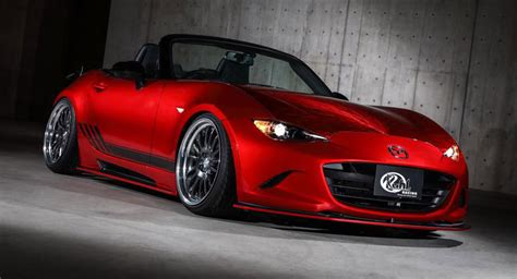 mazda mx 5 racing kuhl racing s mazda mx 5 is as as you d expect