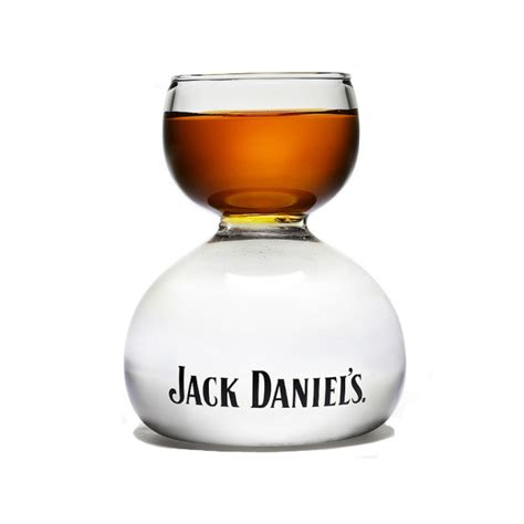 6oz Jack Daniels Chaser Jigger Shot Glass