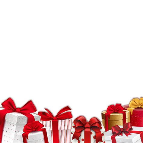 Clipart Border Of Gifts And by Border Decoration Clipart Psoriasisguru