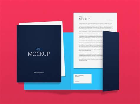 mockup designer open source free corporate identity mockup