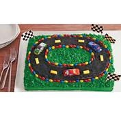 """Race Track Cake  How Cool Is This Good Old """"Betty Crocker"""