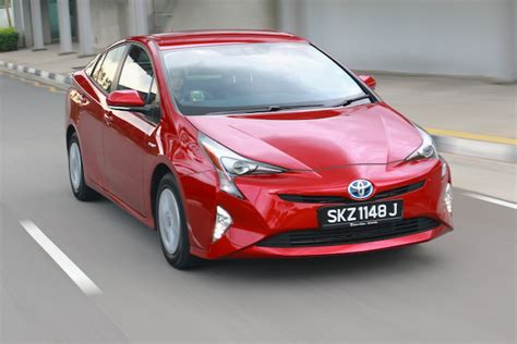 Toyota Singapore The 5 Best Cars For Grab Or Uber Drivers