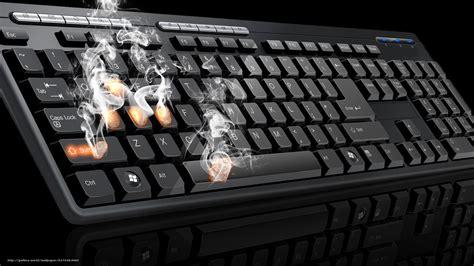 computer keyboard wallpaper download download wallpaper keyboard prints smoke free desktop