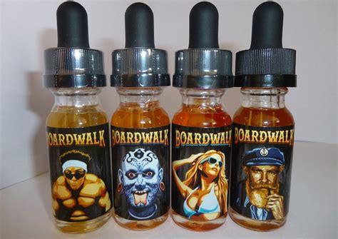 Juice Monkey By Boardwalk Vapor 30ml boardwalk vapor e liquid review craft e liquid at its best