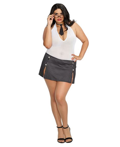 Bedroom Costumes by Plus Size Working Late Bedroom Costume Dreamgirl 11043x