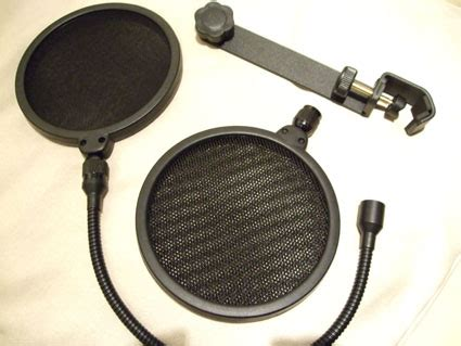 Superlux Ma91 Layer Large Pop Scren superlux studio dual pop filter shield screen ebay