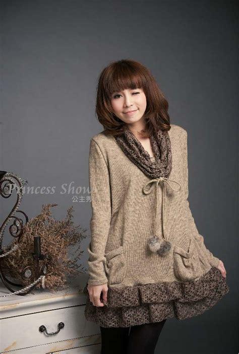 Model Baju Mini Dress Terkini Dan Murah Lg Sabrina Chelo mini dress korea brokat lucu terbaru model terbaru