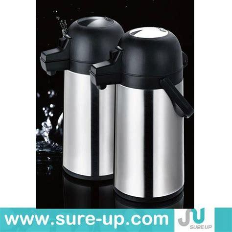 Teko Termos Air Stainless Steel Vacuum Coffee Pot 1 5lt New Promo vaccum glass thermos coffee airpot agub sure up china