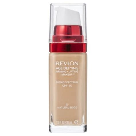 Revlon Age Defying Foundation revlon age defying firming lifting makeup spf 15 reviews