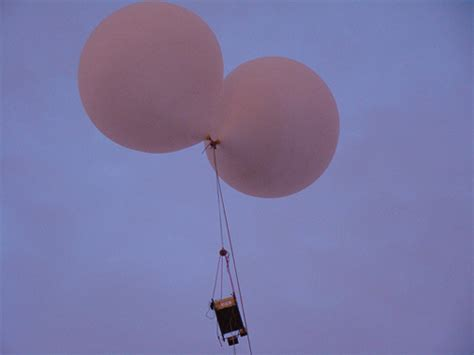 diy student project weather balloon makes it to space