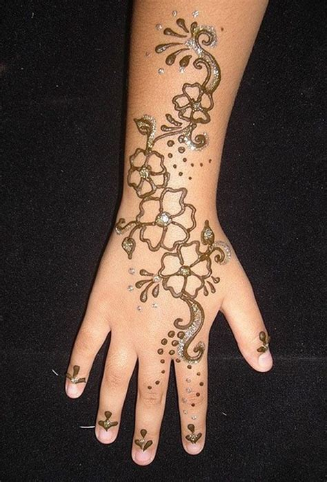 design henna kaki simple 30 very simple easy best mehndi patterns for hands