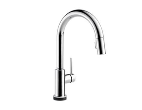 single hole kitchen faucet with pull out spray trinsic single hole kitchen faucet with pull out spray