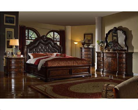 traditional bedroom set traditional bedroom set w sleigh bed mcfb6002set