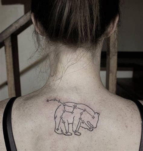 ursa major tattoo 17 best images about tattoos and piercings on