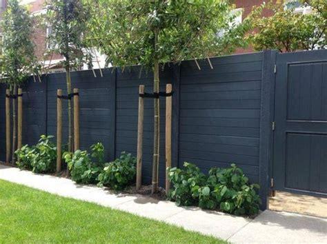 modern backyard fence the 25 best wood fences ideas on wood fence