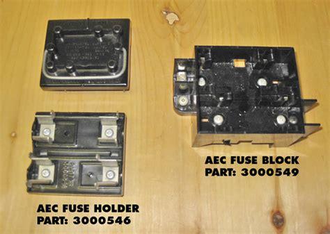 aec  amp max  volt fuse holder   similar items