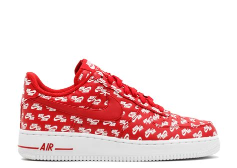 Flight Club Gift Card - air force 1 07 qs quot air emblazoned quot nike ah8462 600 university red university