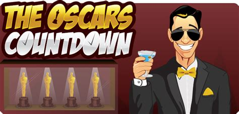 Oscar Countdown by Win Themed Prizes With The Oscars Countdown At